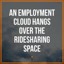 Are Uber Drivers Employees Cloud Looms Over Rideshare Industry