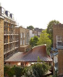 104 Notting Hill Houses House In A Garden In London By Gianni Botsford Architects