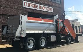100 Dump Truck Tailgate Monroe Spreaders Cliffside Body Bodies Equipment