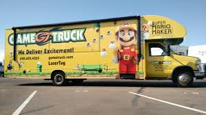 GameTruck Parties To Take Super Mario Maker On The Road In North ... Polkadots On Parade Extreme Game Truck Birthday Party Hes 10 Tailgamer Mobile Video Parties Mt Pocono Pa Beyevogametruckcoolbirthdayidea Buckeye Game Rider Nj Our Services Kids Bus The Best Around Business Of Interest Table Hopping Playbox Is Utahs And Trailer For In New York City Long Island Gaming Theater Akron Canton Cleveland Oh North Carolina Fayetteville Pinehurst Rental Oceanside Rentals