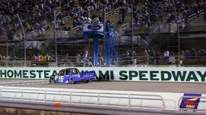 100 Nascar Truck Race Results NASCAR Homestead Brett Moffitt Wins Race And