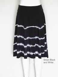 roll waist skirt