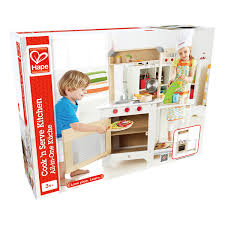 cook n serve kitchen e3126 hape shop online at greenweez co uk