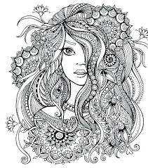 Giraffe Mandala Coloring Pages Adult Book Designs As Well