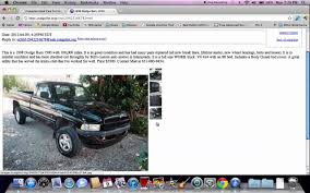 100 Craigslist New Orleans Cars And Trucks Uncategorized Vernon Tx Stunning Days Of Ram The Best