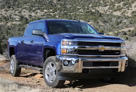 100 Chey Trucks 2015 Chevrolet Silverado 2500HD Overview CarGurus