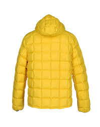 k way down jacket yellow men coats and jackets k way jacket cheap