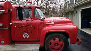 1956 Ford F-600 Fire Truck Is Too Hot Not To Buy - Ford-Trucks.com Used 1956 Ford F100 460 Big Block Auto Ac Ps Pb Pw Rotisserie For Sale Near Cadillac Michigan 49601 Classics On Bbw Custom Cab Pickupreal Back Window Truckdo Picking This Up Saturday Truck Enthusiasts Forums Pin By Michael Schmber Michaels 56 Pinterest Bodie Stroud Restomod Is Lovers Dream 1957 Chevy Trucks Chevy Cameo M2 Machines Projects 164 Pickup Black Sale Classiccarscom Cc993085 Flatbed The Barn