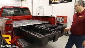 DECKED Truck Bed Storage System - Fast Facts - YouTube