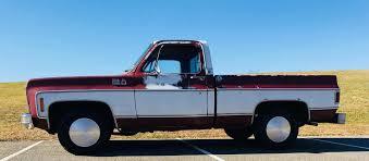 100 1979 Gmc Truck GMC High Sierra GAA Classic Cars