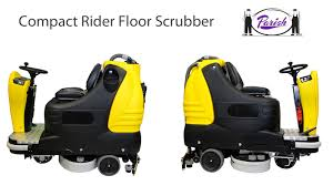 compact rider floor scrubber tornado 26 automatic scrubber