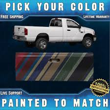 100 Tailgate Truck NEW Painted To Match Rear For 20022008 Dodge Ram