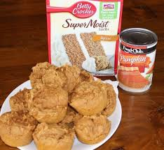 Libbys Pumpkin Muffins Calories by Pumpkin Muffins Two Ingredients Momcrieff