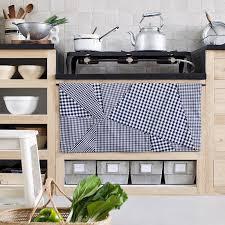 cuisiniste vichy rideaux meuble cuisine great rideaux meuble cuisine with rideaux