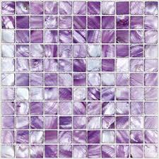 sea shell mosaic of pearl tile kitchen backsplash