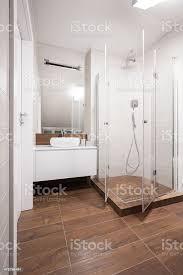 weiß und braun badezimmer innen stockfoto und mehr bilder 2015
