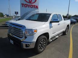 Toyota Tundra 4WD Truck At York's Of Houlton , Houlton