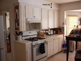 Kitchen Soffit Decorating Ideas by Russet Street Reno Kitchen Destruction