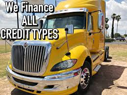 100 Commercial Truck Loans HEAVY DUTY TRUCK SALES USED TRUCK SALES Loans For Owner