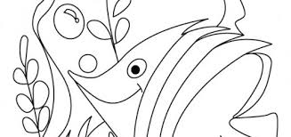 Good Coloring Pages Betta Fish