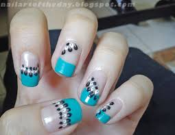 Astonishing Really Easy Nail Art Best Pict To Do Designs
