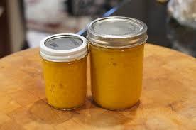 Freezing Pumpkin Puree In Glass Jars by Pumpkin Puree Remcooks