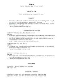 How To Make A Resume For First Job Template Sample Luxury Prepare Pdf Free Download