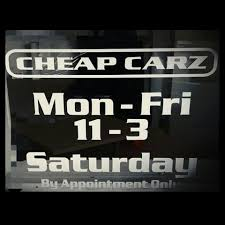 Cheap Carz - Springfield IL - Home | Facebook