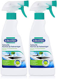 dr beckmann gall soap kitchen grease cleaner 500 ml grease removal formula pack of 3