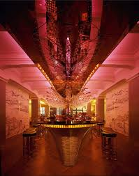 Berner Air Curtains Uae by Stunning The Glamour Bar Prides Itself As Shanghai U0027s Sexiest