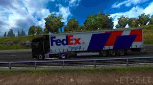 Trailer FedEx Freight For ETS2 1.30 | Euro Truck Simulator 2 Mods ... Fedex Freight Lvo Vnl American Truck Simulator Youtube Trailer Transport Express Freight Logistic Diesel Mack Fedex Truck Stock Photos Images 12 Secrets Of Fedex Delivery Drivers Mental Floss Peterbilt Fed Ex Ground Truck Pulling Doubles On I15 Sthbound Aerial Freight Container With Double Trailer The Pemhartoy 164 Doubles Volvo W Pup Trailers Invests In Cng Fueling At Okc Service Center Electric Appears Saturday Night Live Donates To Technology Program Open 30 Million Distribution Chattanooga Tenn