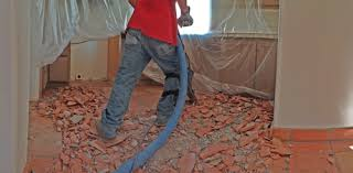 Dustless Tile Removal Dallas by Impressive Tile Floor Removal How To Remove Tile The Easy Way Be