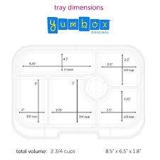 YumBox Original Bento Lunch Box