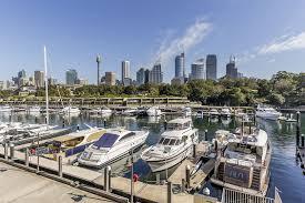 100 Woolloomooloo Water Apartments 3156 Cowper Wharf Roadway NSW 2011