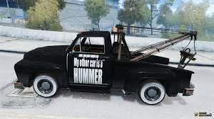 100 Gta 4 Tow Truck Black Truck For GTA