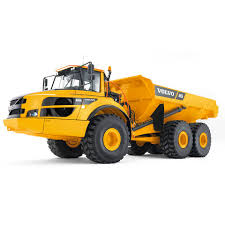 Articulated Dump Truck / Diesel / Mining And Quarrying - A45G ...