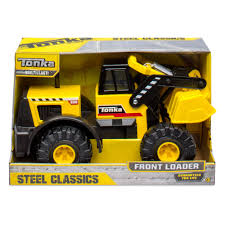 Tonka - Classic Front Loader | Online Toys Australia