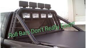 100 Roll Bars For Dodge Trucks Ram Rebel Dont Really Exist YouTube