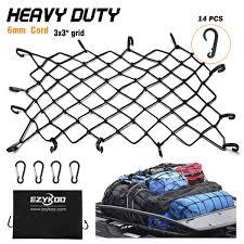 100 Cargo Nets For Trucks Amazoncom EZYKOO 47 X 366mm Premium Bungee Cord Net
