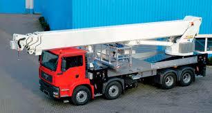 100 Truck Mounted Boom Lift AWP Rental Company