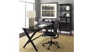 Crate And Barrel Slim Desk Lamp by Spotlight Ebony 58