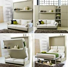 Hideaway Bed Sofa Transformable Murphy Bed Over Sofa Systems That