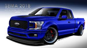 100 Custom Ford Trucks Seven FSeries Are SEMA Bound International