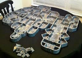3d Dungeon Tiles Kickstarter by Kickstarter Dwarven Forge Game Tiles Ii Caverns Campaign