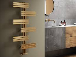 vertikaler wandmontierter dekorativer heizkörper aus