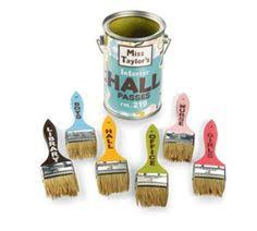 Teacher Bathroom Pass Ideas by Classroom Decorating Ideas To Rock This Year Hall Room