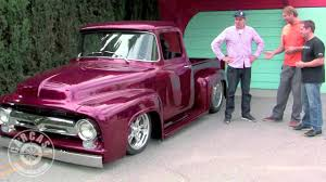 Bodie Stroud & His Custom 1956 Ford F-100 On CarCast With Adam ... 1956 Ford F100 Hot Rod Network Pickup Original V8 Runs And Drives Great Second Generation Low Gvwr Wraparound 1954 1953 1952 1957 Chevy Trucks For Sale Chevy Cameo Custom Sold Hotrods By Titan Youtube Truck Clem 101 Ringbrothers Farm Superstar Kindigit Designs 54 Street Trucks 12clt01o1956fordf100front Ebay Video Sept 2012 Home Mid Fifty Parts Dinnerhill Speedshop Color Codes
