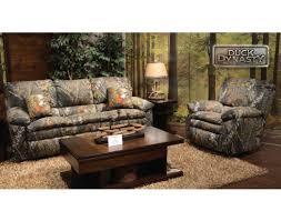 contemporary camo living room furniture camo reclining sofa