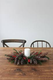 Pine Cone Christmas Tree Centerpiece by Sweet Christmas Centerpieces Fun To Make And Great To Display