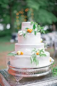 Cakes Decorated With Fruit by Fresh Fruit Wedding Cakes Southern Living